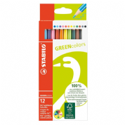 Stabilo GREENcolors - Coloured Pencil Assorted Sets